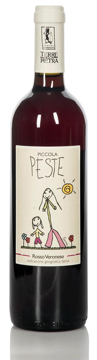 piccola peste vino rosso